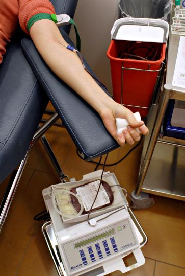 Verenluovutus Virroilla | RedNet