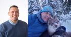 Jyrki Hännikäinen (vasen kuva)