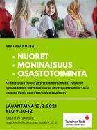 Kuva: SPR Aineistopankki / Susanna Kekkonen