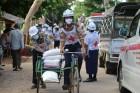Myanmarin Punainen Risti