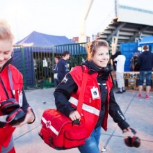 Teemu Ullgrén / Suomen Punainen Risti
