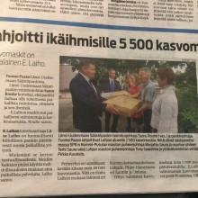 Sari Mattila / Länsi-Uusimaa 4.7.2020