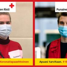 Sakari Piippo / Suomen Punainen Risti