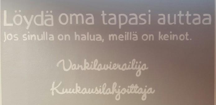 Maalaus Riikka Savonen