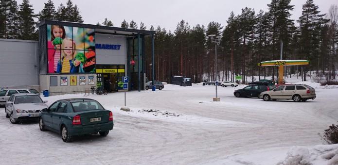Tikkakoski S Market
