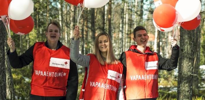 Miisa Kaartinen / Suomen Punainen Risti
