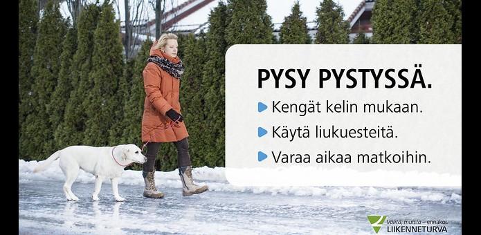 Kaisa Tanskanen / Liikenneturva