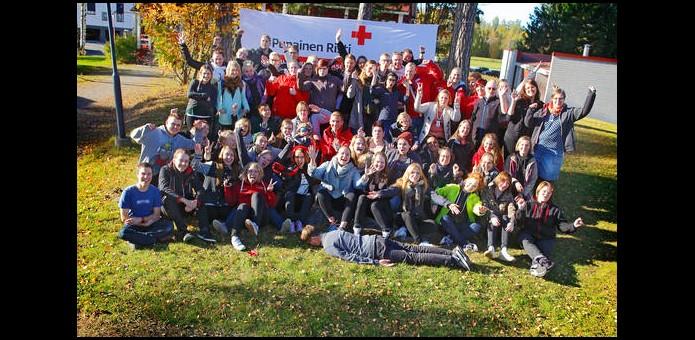 Petteri Kivimäki / Suomen Punainen Risti