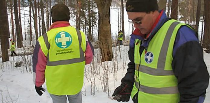 Punainen Risti Jyväskylän osasto, kuva-arkisto