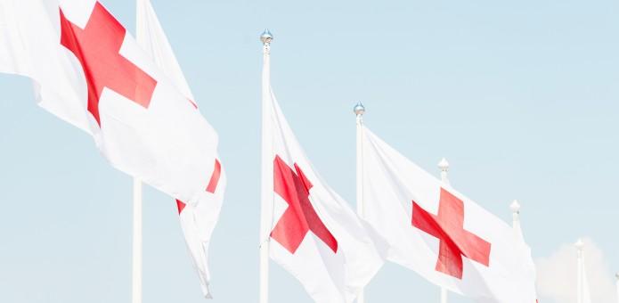 Otto-Ville Väätäinen, Suomen Punainen Risti